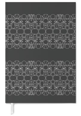 Outline Grau -Terminplaner