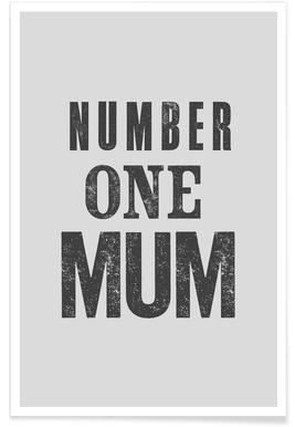 Number One Mum affiche
