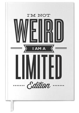 I'm Not Weird -Terminplaner
