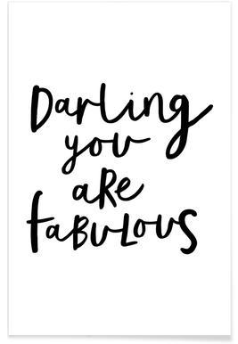 Darling You Are Fabulous