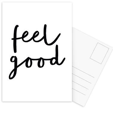 Feel Good ansichtkaartenset