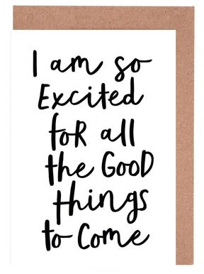 All the Good Things Greeting Card Set