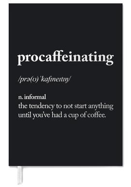 Procaffeinating -Terminplaner