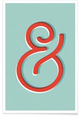 Ampersand affiche