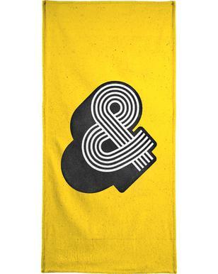 Ampersand Yellow