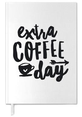 Extra Coffee Day Personal Planner
