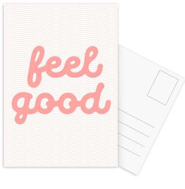 Feel Good cartes postales