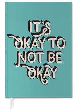 It's Okay to Not Be Okay Personal Planner