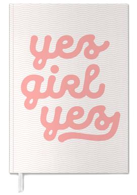 Yes Girl Yes Personal Planner