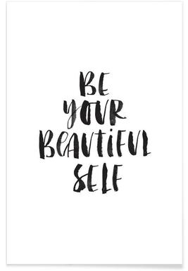 Be Your Beautiful Self - Poster