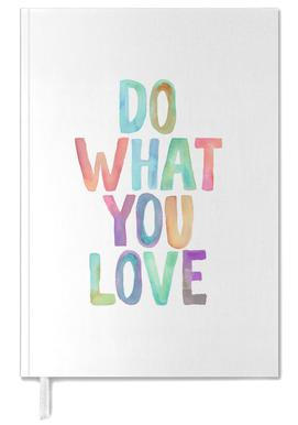 Do What You Love Personal Planner