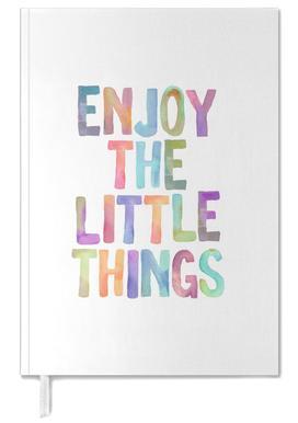 Enjoy The Little Things agenda