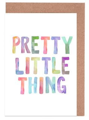 Pretty Little Thing cartes de vœux