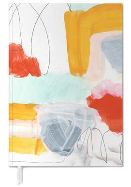 Abstract Painting XVI -Terminplaner