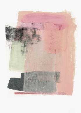 Minimalism 14 canvas doek