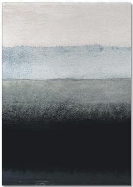 Shades of Grey -Notizblock