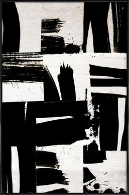 Wabi Sabi 16-02 - Affiche sous cadre standard