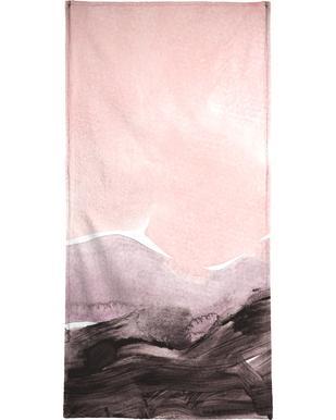 Blush & Mauve strandlaken