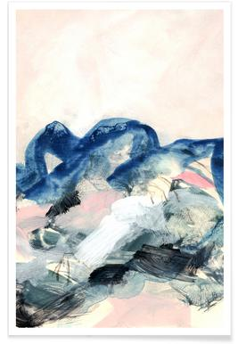 Abstract Painting II poster