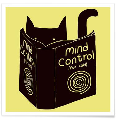 Mind Control -Poster