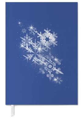 Snowflakes of hope Personal Planner