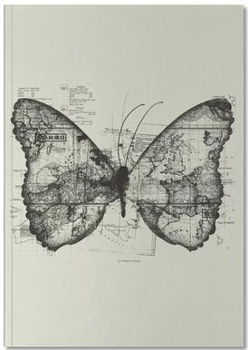 Butterfly effect Notebook