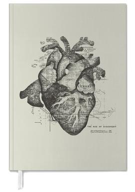 Restless heart Personal Planner