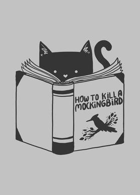 How to kill a mockingbird -Leinwandbild