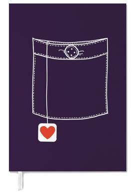 Pocket Full Of Love Personal Planner