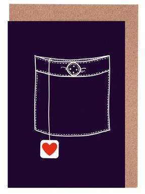Pocket Full Of Love Greeting Card Set