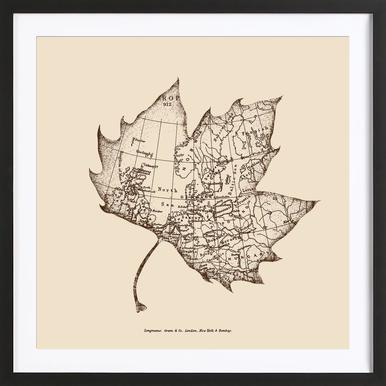 Travel With The Wind Framed Print