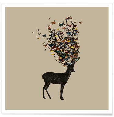 Wild Nature -Poster