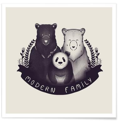 Modern family -Poster