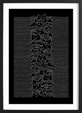 Furr Division Framed Print