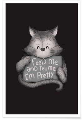Feed Me and Tell Me I'm Pretty -Poster