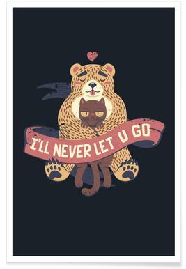 I'll Never Let You Go -Poster