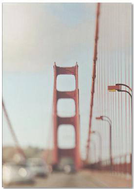 A Memory San Francisco Notepad