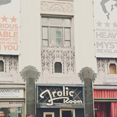 Frolic Room No.2 -Alubild