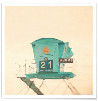 No.21 -Poster