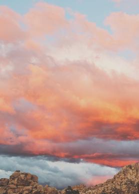 Desert Sky No. 1