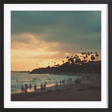 Laguna Beach Sunset No.1