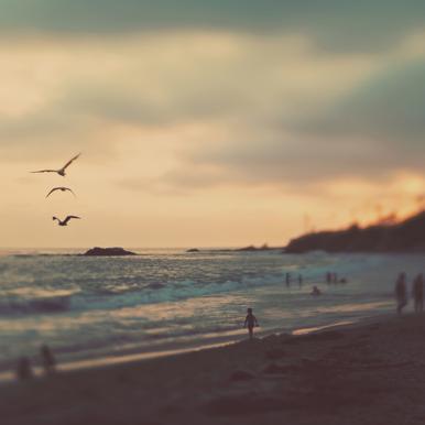 Laguna Beach Sunset No.2
