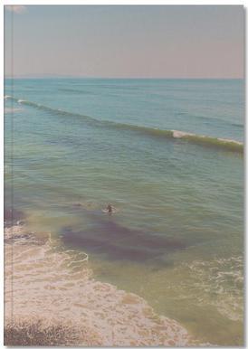 Let's Go For a Swim No.1 Notebook