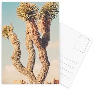 Twisted -Postkartenset