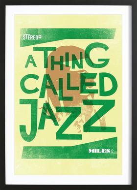 Thing called jazz Miles Davis