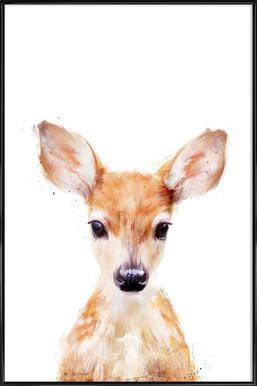 Little Deer ingelijste poster