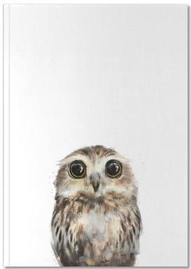 Little Owl -Notizheft