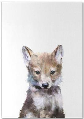 Little Wolf notitieblok