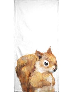 Little Squirrel handdoek