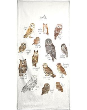Owls Håndklæde